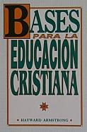 Imagen Bases para la Educación Cristiana