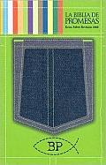 Imagen Biblia de Promesas Jeans con Cierre