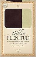 Imagen Biblia Plenitud - Imitación Piel Cafe/Beige