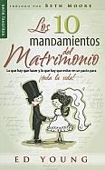 Imagen Los 10 Mandamiento del Matrimonio