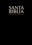 Imagen Biblia de Promesas - Rustica Color Negro