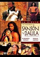 Imagen La Historia de Sansón y Dalila (DVD)