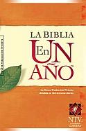 Imagen La Biblia en un Año - Tapa Dura