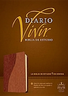 Imagen Biblia del Diario Vivir - SentiPiel Duo Tono Café/Café Claro