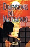 Imagen Dimensiones Del Matrimonio