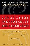 Imagen Las 21 Leyes irrefutables del Liderazgo