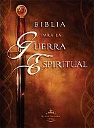 Imagen Biblia para la Guerra Espiritual - Tapa Dura