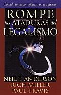 Imagen Rompe las ataduras del legalismo