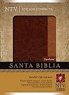 Imagen Biblia Compacta - Senti Piel Café/Café Claro