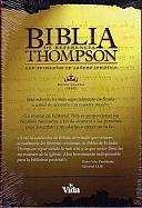 Imagen Biblia de Referencia Thompson - Tapa Dura Color Rojizo